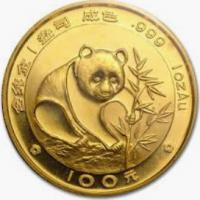 One Oz Gold Panda